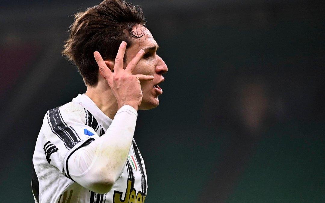 La lesión de Chiesa: puede perderse el partido ante el Napoli