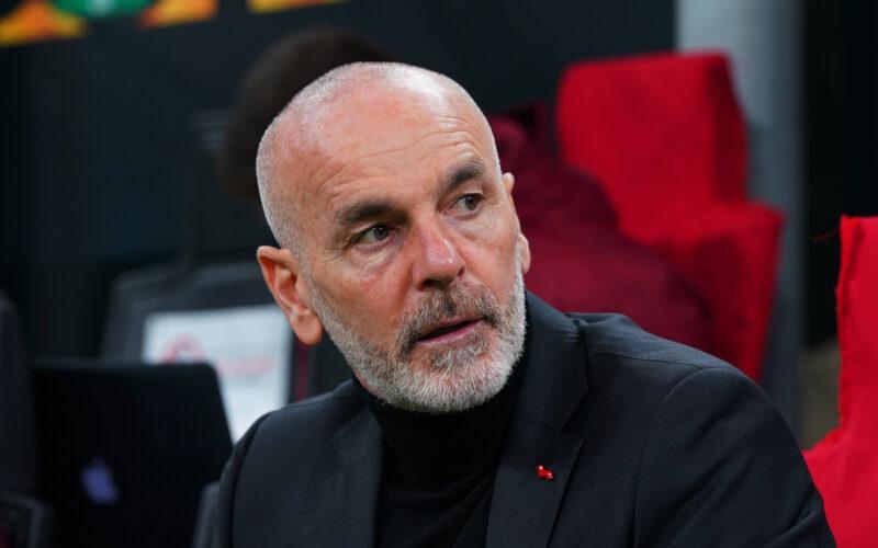 Pioli: «¿Críticas? Normal. El Milan quiere ser protagonista»