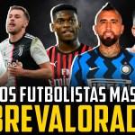 Los jugadores más sobrevalorados de la Serie A
