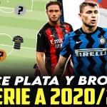 El once de plata y bronce de la Serie A 2020/21