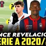 El once revelación de la Serie A 2020/21