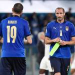 Florenzi y Chiellini siguen siendo duda para el partido ante Austria