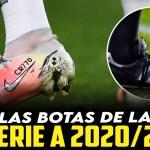 Las botas de fútbol más usadas en la Serie A