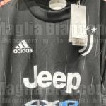 Se filtra la posible camiseta visitante de la Juventus para la 2021/22