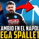 De Gattuso a Spalletti: los cambios del Napoli