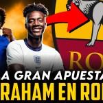 La Roma ficha a Abraham: el deseado de Mourinho