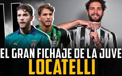 La Juventus ficha a Locatelli: los detalles y las claves