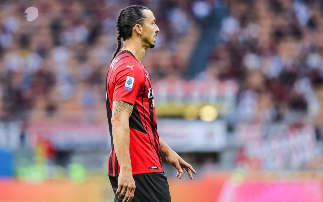 Zlatan Ibrahimovic se pierde el Liverpool-Milan