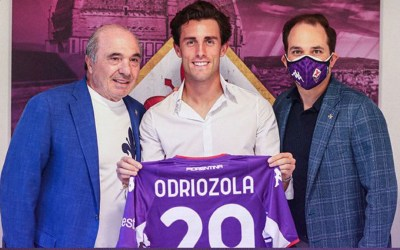 Odriozola: «Callejón me recomendó venir a la Fiorentina»