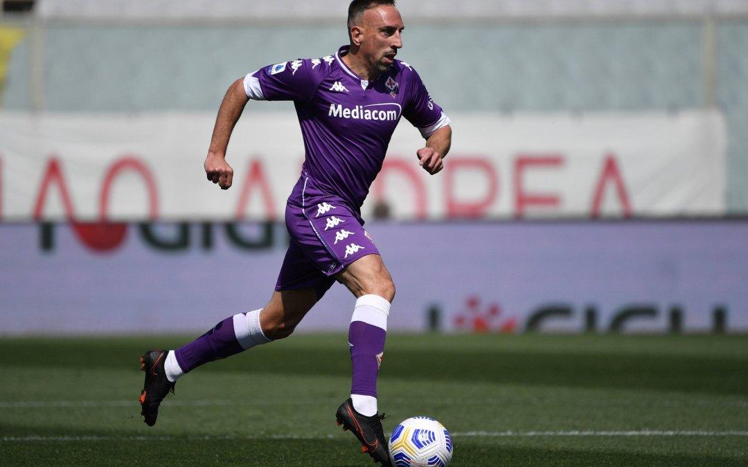 Sorpresa: Ribéry se acerca al Hellas Verona como agente libre