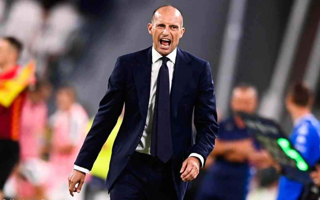 Histórico: ¡la Juventus cae al descenso y Allegri da explicaciones!