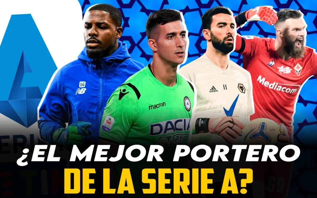 ¿El mejor portero de la actual Serie A?