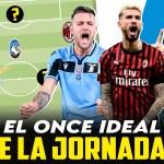 El once ideal de la jornada 8 en la Serie A