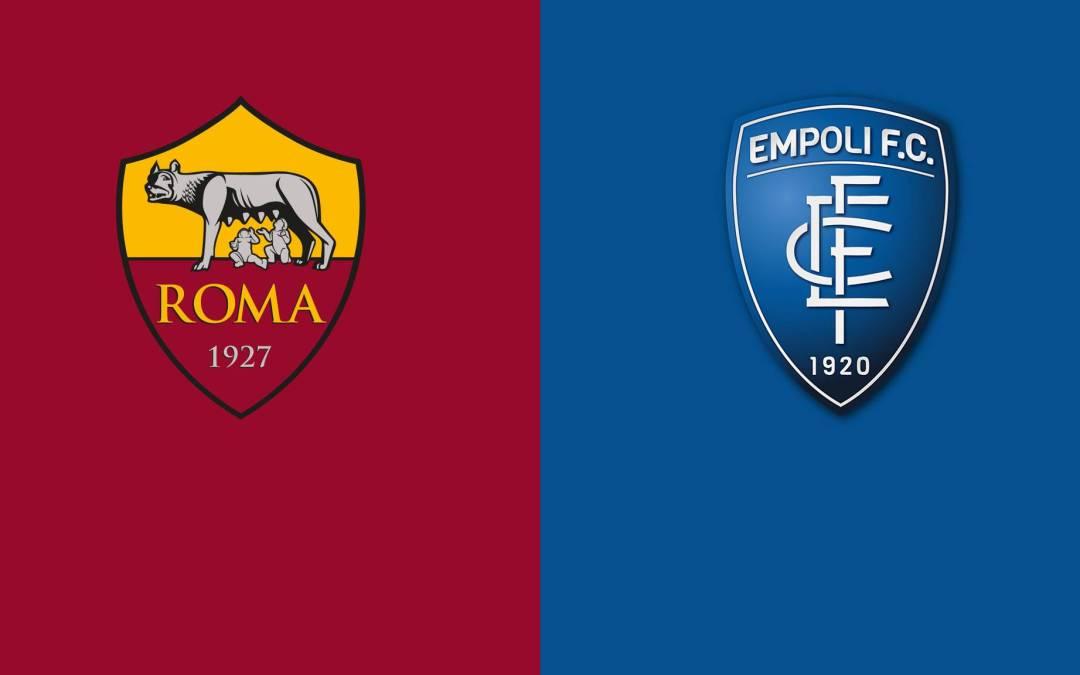 Previa Roma-Empoli: Mou quiere ganar tras el Derby perdido