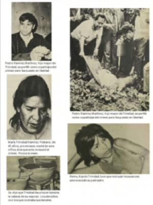 """TRINIDAD RUIZ MARES """"LA TAMALERA"""" 11"""