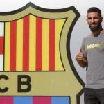 Arda ya está en Barcelona