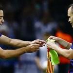 Los jugadores del FC Barcelona eligen al cuarto capitán de la plantilla