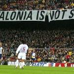La Federación Catalana de Fútbol también busca 'su' independencia