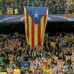 La UEFA desestima el recurso del Barça por las esteladas