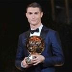 El día que Cristiano Ronaldo despreció el 'Balón de Oro'