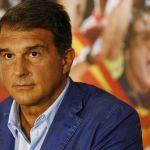 Declaraciones de Laporta sobre el Barça y la política.