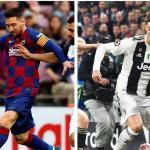 Messi dona un millón contra el coronavirus; Cristiano financia 35 plazas UCI