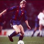 Los 10 jugadores del Barça que marcaron los 80