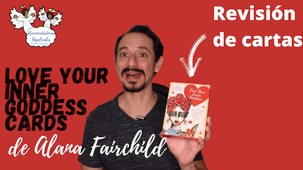 Video: Recomendaciones Angelicales, Love Your Inner Goddess Cards