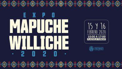 Photo of ESTE FIN DE SEMANA SE REALIZARÁ LA «EXPO MAPUCHE HUILLICHE» EN OSORNO