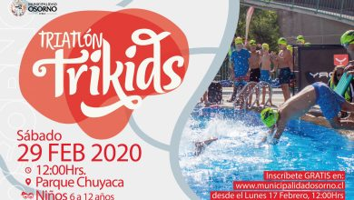 Photo of ABREN INSCRIPCIONES PARA TRIATLÓN INFANTIL «TRIKIDS 2020» EN OSORNO