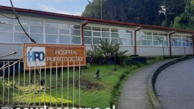 Photo of INFORMAN PROGRESO DEL MEJORAMIENTO DEL HOSPITAL DE PTO OCTAY