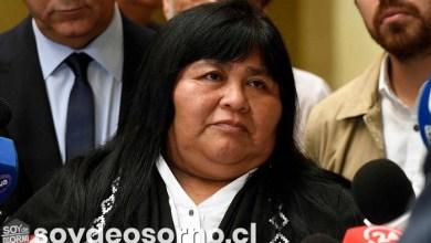 Photo of DIPUTADA NUYADO RECHAZÓ EL ANUNCIO DEL MINISTRO DEL INTERIOR