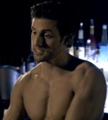 Timothy Mandala as the Bartender