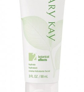 Crema Hidratante Facial para piel normal Botanical Effects