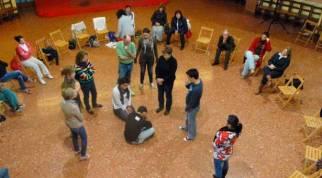 Cada participantes representa a un integrante familar