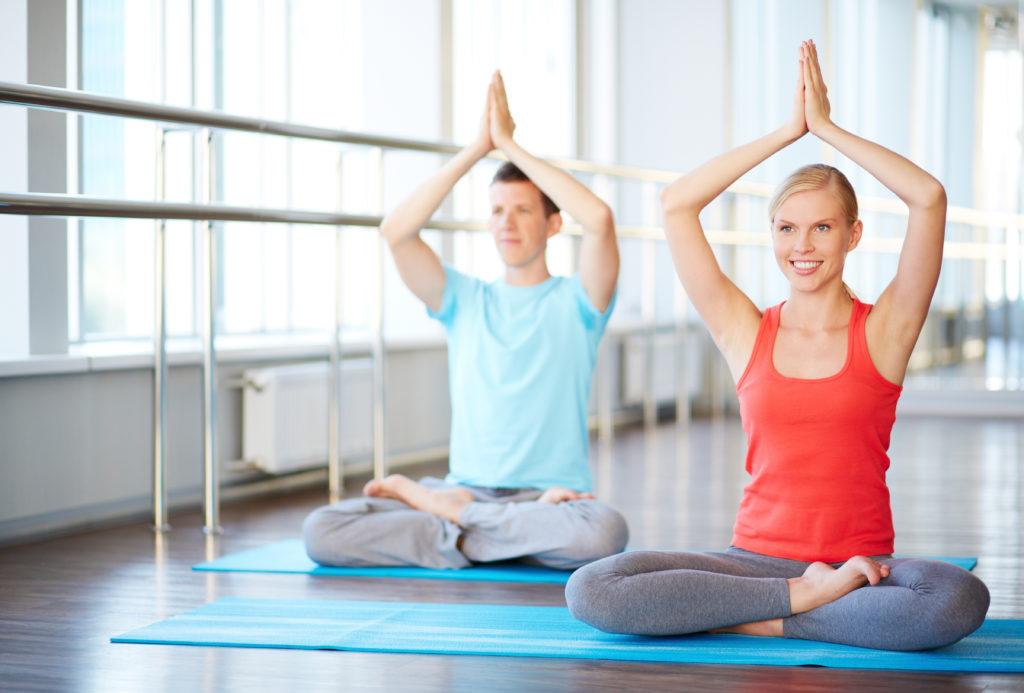yoga, ejercicio, adelgazar