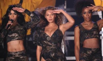 Destiny's Child en Coachella