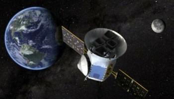cazaplanetas de la NASA