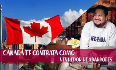 Canadá ofrece trabajo