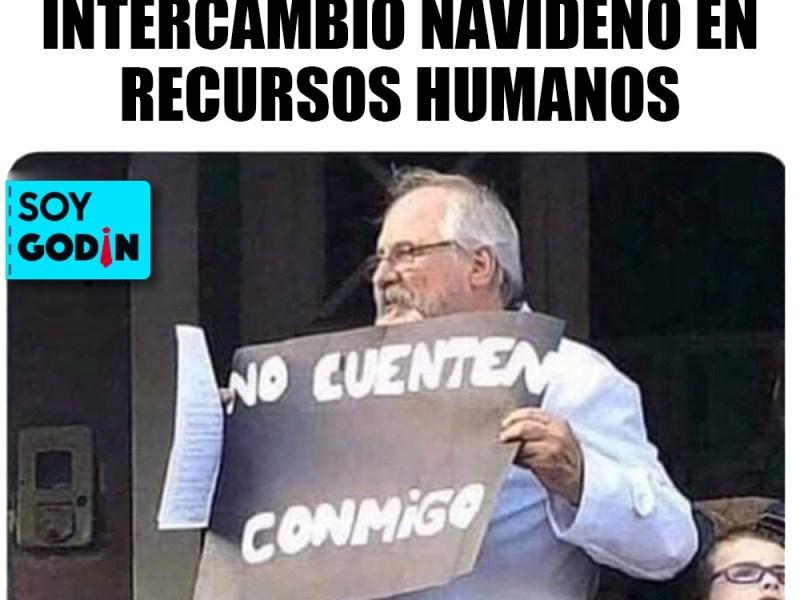 INTERCAMBIO NAVIDEÑO