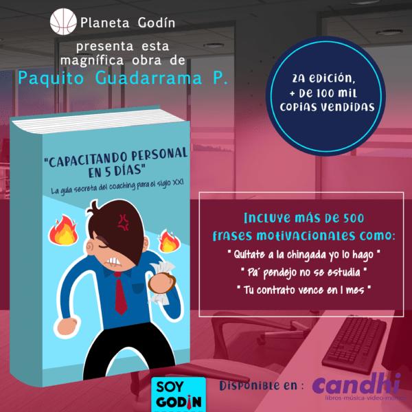 EL LIBRO PARA EL GODÍN DE HOY