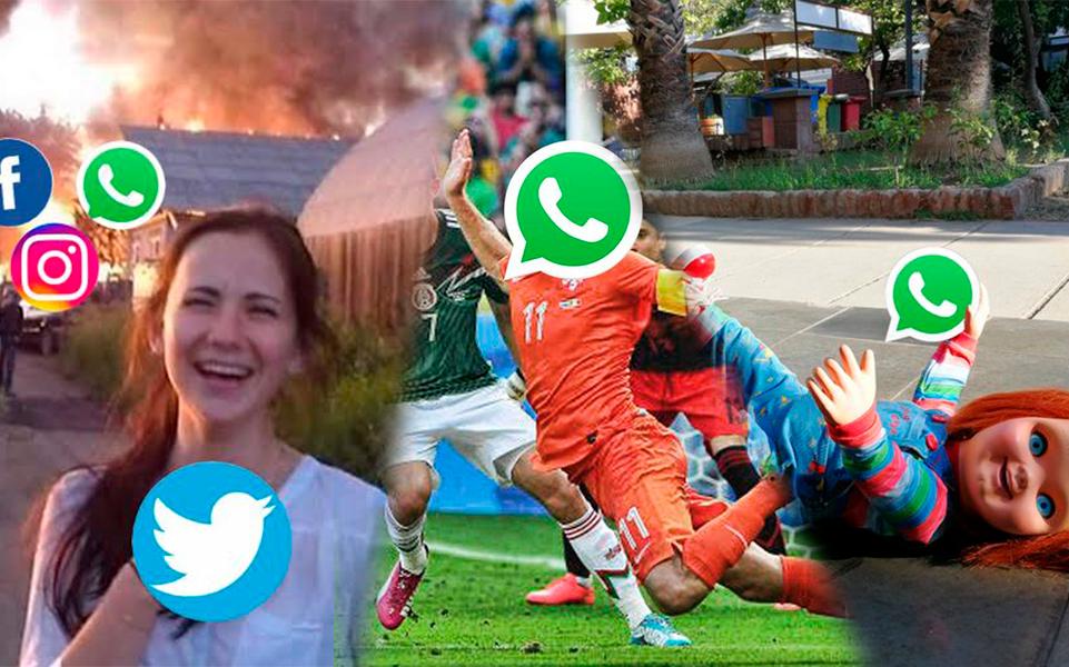 Se cae Whatsapp Todos los memes que dejo la breve caida de la app