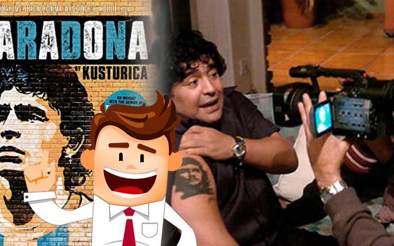 Maradona por Kusturica el documental libre del pelusa para ver online