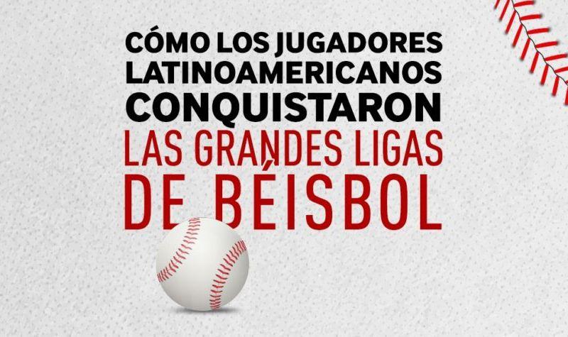 En 60 años se cuadruplico la presencia de jugadores internacionales en la MLB
