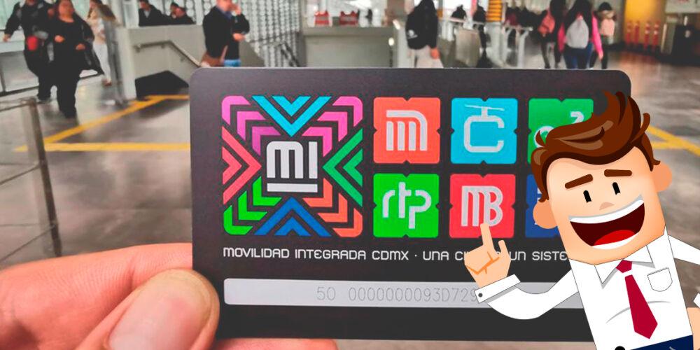 Tarjeta del metro se podra recargar desde tu dispositivo movil