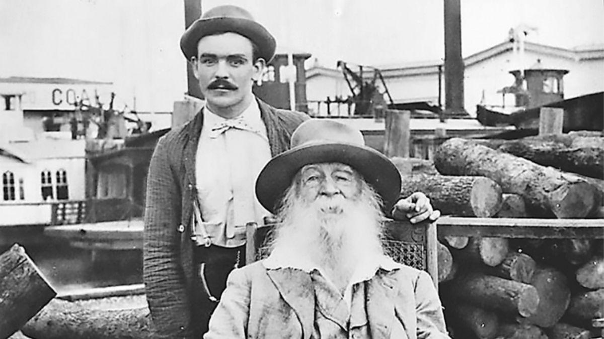 A Walt Whitman Rubén Darío