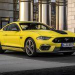 Ford Mustang Mach 1 2021 Debut Europeo En Goodwood Soymotor Com
