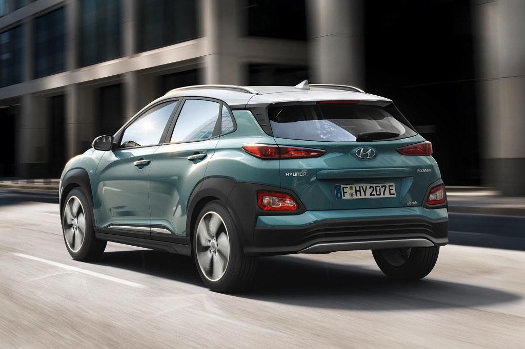 Resultado de imagen de Hyundai kona EV