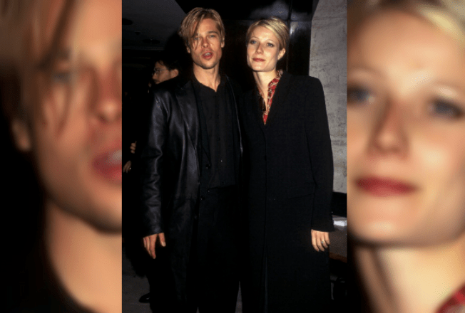 #Imperdible Gwyneth Paltrow: Brad Pitt me defendió de Harvey Weinstein