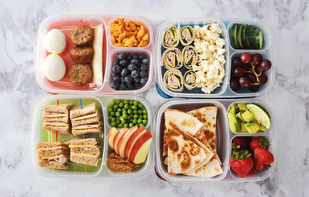 Fomenta buenos hábitos alimenticios en los niños